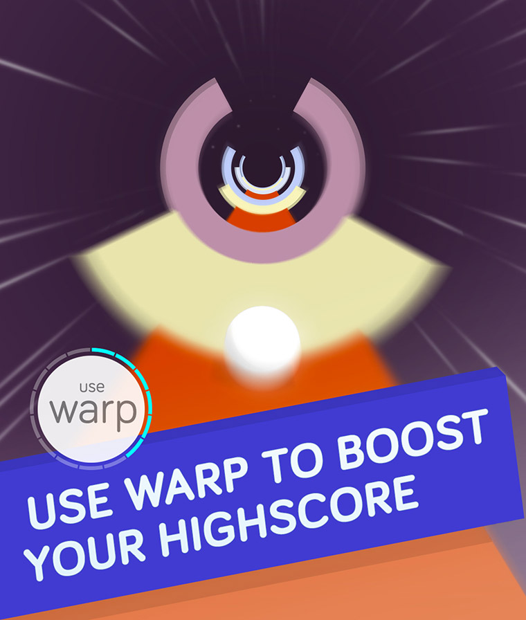 Use these upgrades to unlock new warp drive phase levels